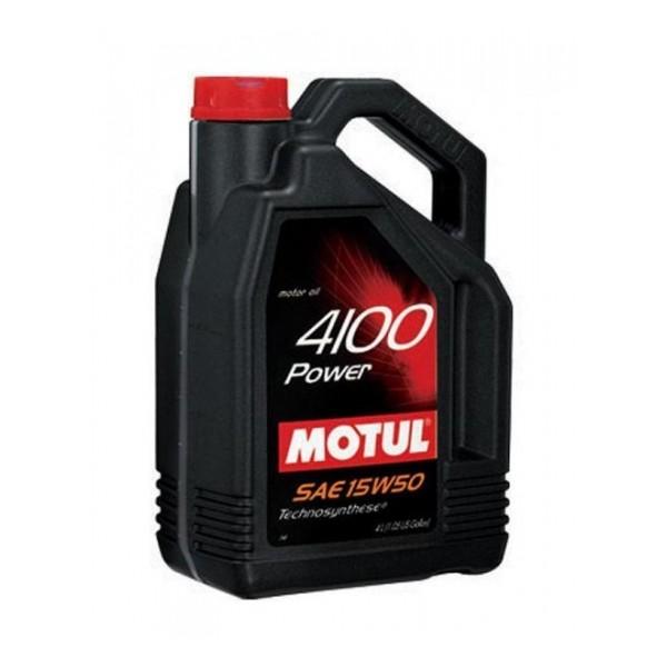 ULEI MOTOR MOTUL 4100 POWER 15W50 4L