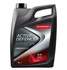 ULEI MOTOR CHAMPION ACTIVE DEFENCE 10W40 SN 4L