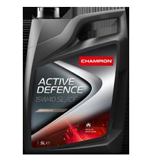 ULEI MOTOR CHAMPION ACTIVE DEFENCE 15W40 SL/CF 4L