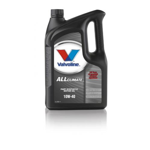 ULEI MOTOR VALVOLINE ALL CLIMATE 10W40 5L