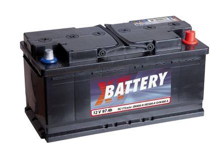 Baterie auto XT Classic 12V 97Ah, 800A