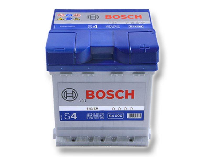 Baterie auto BOSCH 0092S40001 12V 44AH  420A