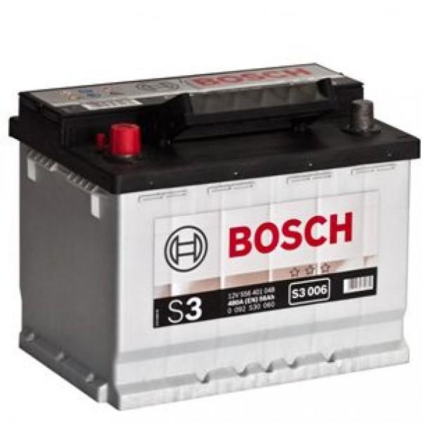 Baterie auto BOSCH 0092S30060 12V 56AH 480A