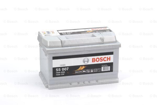 Baterie auto BOSCH 0092S50070 12V 74AH 750A