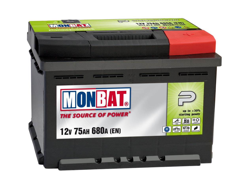 Baterie auto MONBAT FORMULA 12V 80AH, 720A