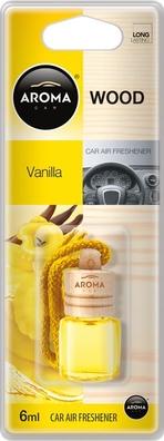ODORIZANT MTM Aroma Car Wood Vanilla 6ml