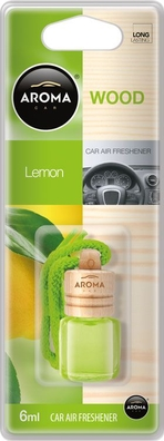 ODORIZANT MTM Aroma Car Wood Lemon 6ml