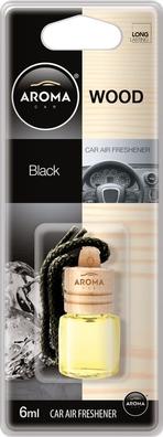 ODORIZANT MTM Aroma Car Wood Black 6ml