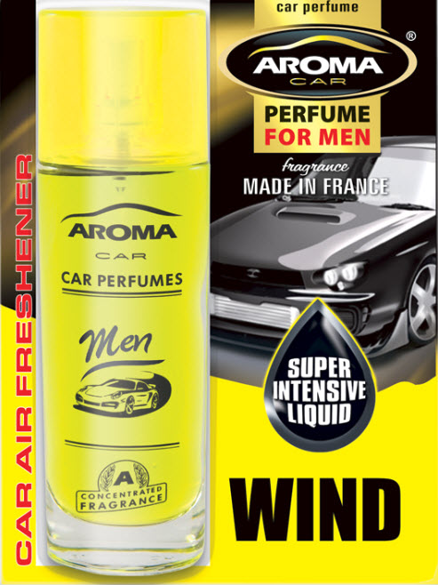 ODORIZANT MTM Aroma Car Spray Wind  50ml