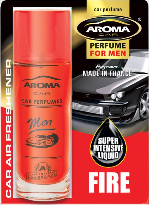 ODORIZANT MTM Aroma Car Spray Fire 50ml