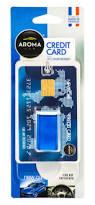 ODORIZANT MTM Aroma Car Credit Card Aqua
