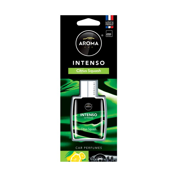 ODORIZANT MTM Aroma Car Intenso Perfume Citrus Squash 10ml