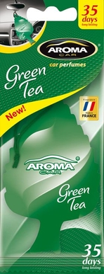 ODORIZANT MTM Aroma Car Leaf green tea