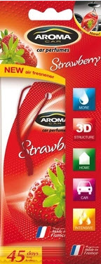 ODORIZANT MTM Aroma Car Fibre Strawberry