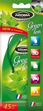 ODORIZANT MTM Aroma Car Fibre green tea