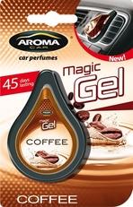 ODORIZANT MTM Aroma Car Magic Gel coffee 4ml