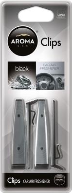 ODORIZANT MTM Aroma Car Clips Slim black