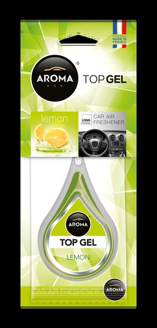 ODORIZANT MTM Aroma Car TOP GEL lemon 10ml