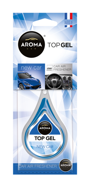 ODORIZANT MTM Aroma Car TOP GEL new car 10ml