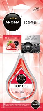 ODORIZANT MTM Aroma Car TOP GEL red fruits 10ml