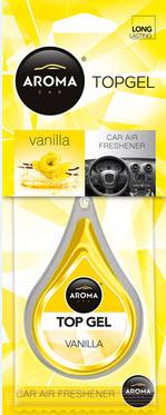 ODORIZANT MTM Aroma Car TOP GEL vanilla 10ml