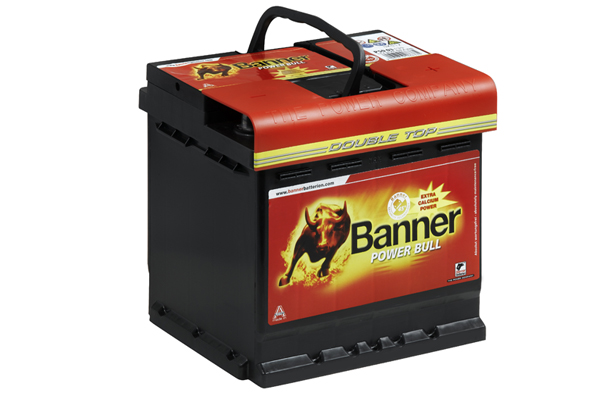Baterie auto BANNER PRO P5040 Power Bull PROFESSIONAL 12V 50AH, 420A