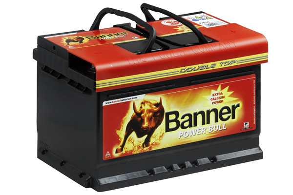Baterie auto BANNER PRO P7740 Power Bull PROFESSIONAL 12V 77AH, 700A