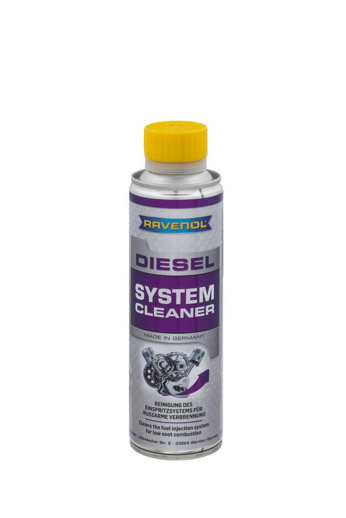 Aditiv carburant RAVENOL 1390243 Diesel System Cleaner 300ml