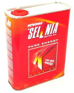 ULEI MOTOR SELENIA K PURE ENERGY BIDON TABLA (14113707) 5W40 2L