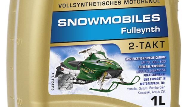 ULEI SNOWMOBILE RAVENOL 1151310 2 TIMPI Fullsynth 1L