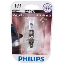 BEC AUTO HALOGEN PHILIPS 12258VPB1 H1 12V 55W
