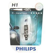 BEC AUTO HALOGEN PHILIPS 12258XVB1 H1 12V 55W