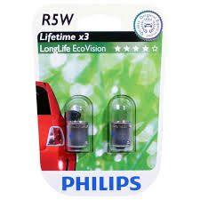 BEC AUTO PHILIPS 12821LLECOB2 R5W 12V 5W