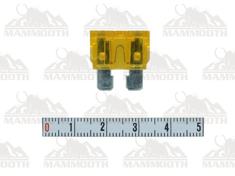 SET SIGURANTE UNI MAMMOOTH 5A (50 buc) 1005A/K50