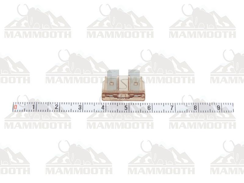 SET SIGURANTE UNI MAMMOOTH 7.5A (50 buc) 1007,5A/K50