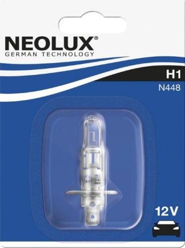 BEC AUTO HALOGEN NEOLUX N448 H1 12V 55W