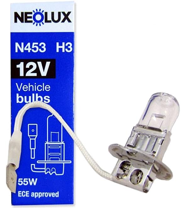 BEC AUTO HALOGEN NEOLUX N453-01B H3 12V 55W