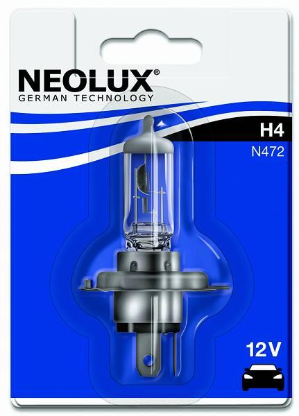 BEC AUTO HALOGEN NEOLUX N472-01B H4 12V 60/55W