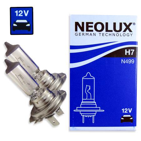 BEC AUTO HALOGEN NEOLUX N499-01B H7 12V 55W