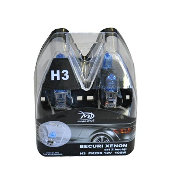 BEC AUTO MEGA DRIVE H3 12V 100W P43