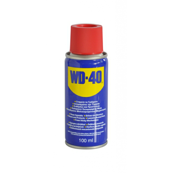 LUBRIFIANT MULTIFUNCTIONAL WD-40 100ML