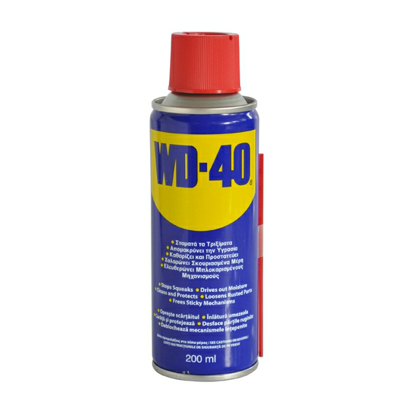 LUBRIFIANT MULTIFUNCTIONAL WD-40 200ML