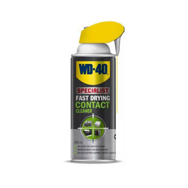SOLUTIE CURATARE CONTACTE ELECTRICE WD-40 SPECIALIST CONTACT CLEANER 400ML