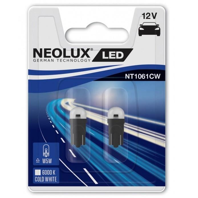 LAMPA AUTO LED NEOLUX NT1061CW-02B