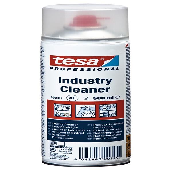 SPRAY CURATAT SUPRAFETE TESA INDUSTRY CLEANER 500ML
