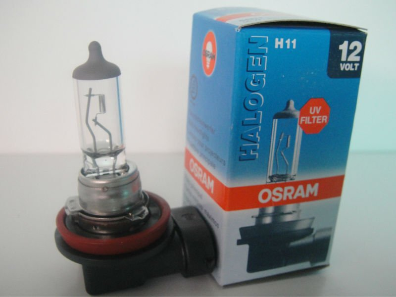BEC AUTO HALOGEN OSRAM 64211 H11 12V 55W