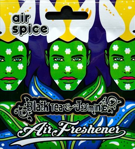 ODORIZANT AIR SPICE BLACK TEA & JASMINE