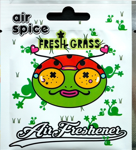 ODORIZANT AIR SPICE FRESH GRASS