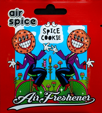 ODORIZANT AIR SPICE SPICE COOKIE