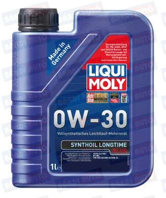 ULEI MOTOR LIQUI MOLY SYNTHOIL PLUS 0W30 1L